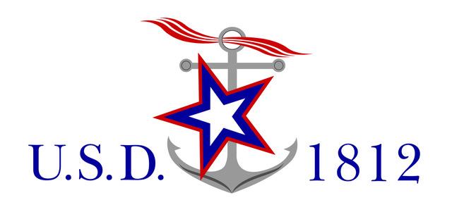 USD 1812 Logo